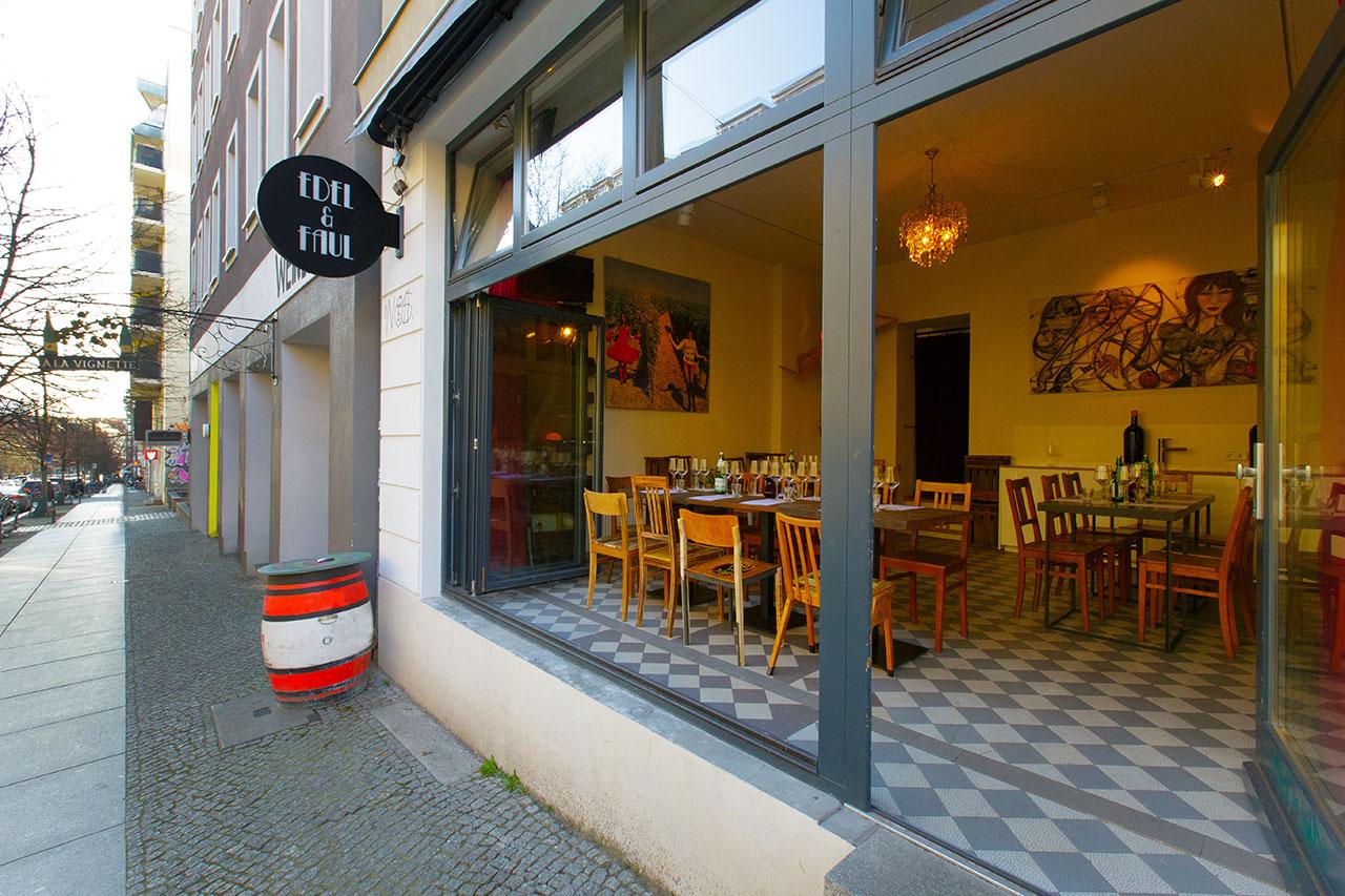 Edel & Faul Veteranenstr. 16, 10119 Berlin